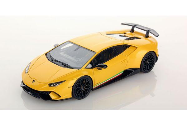 LOOKSMART 1/43scale Lamborghini Huracan Preformante Giallo Inti [No.LS469D]
