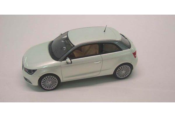 LOOKSMART 1/43scale Audi A1 e-tron White [No.LSA1]