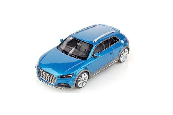 LOOKSMART 1/43scale Audi All Road Shooting Brake Concept  [No.LSASBC]