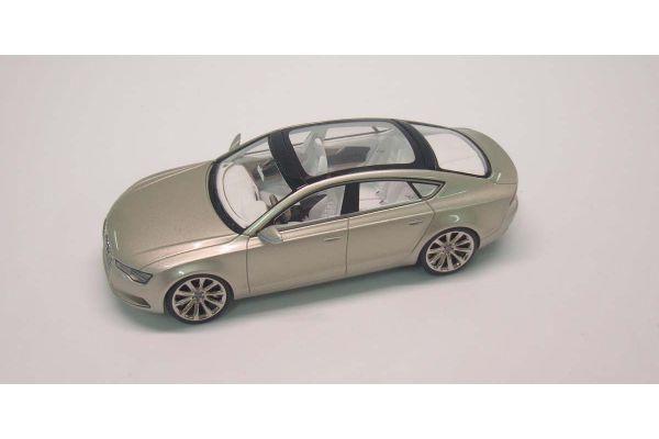 LOOKSMART 1/43scale Audi  A7 Sportback Light Gold [No.LSAUDIA7SB]