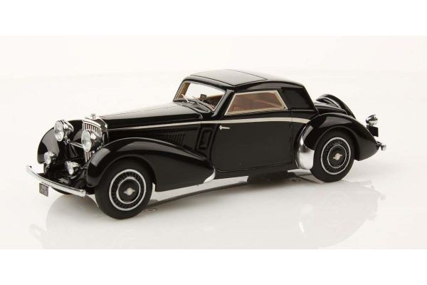 LOOKSMART 1/43scale Bentley 4 1/4 Litre Vesters & Neirinck 1937 Black [No.LSBT01A]