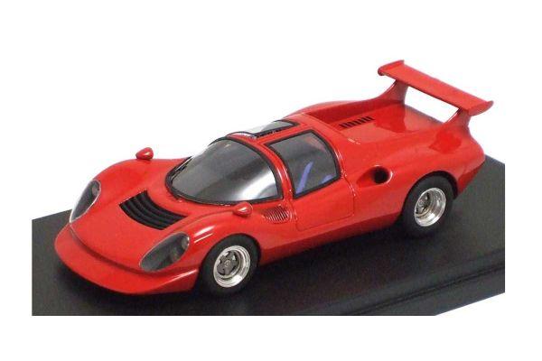 LOOKSMART 1/43scale Ferrari DINO Racing Special (Wakamatsu Engineering)  [No.LSCW001]