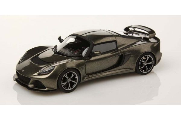 LOOKSMART 1/43scale Lotus Exige S Military Grey [No.LSLT01B]