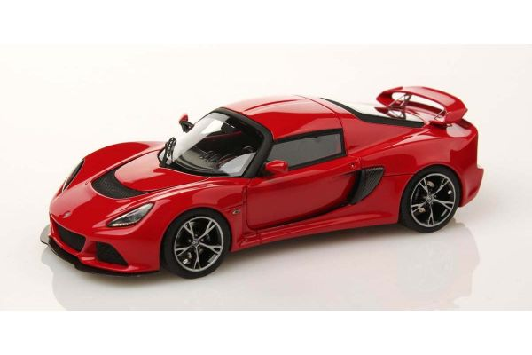 LOOKSMART 1/43scale Lotus Exige S Ardent Red [No.LSLT01D]