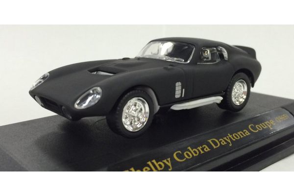 LUCKY DIE CAST 1/43scale 1965 Shelby Cobra Daytona Coupe Matt Black [No.LUC94242B]