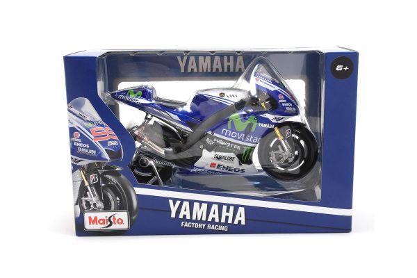 MAISTO 1/10scale Fiat Yamaha Jorge Lorenzo No.99 Moto GP2014  [No.MS31405]