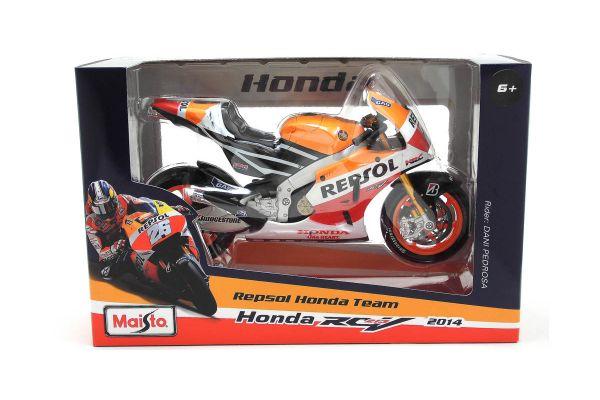 MAISTO 1/10scale Honda Repsol RC213V Dani Pedrosa No.26 Moto GP2014  [No.MS31406-26]