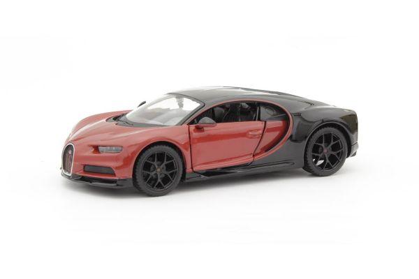 MAISTO 1/24scale Bugatti Shillong Sports (Black / Red)  [No.MS31524BKR]