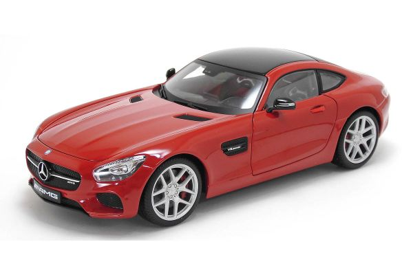 MAISTO 1/18scale Mercedes-Benz AMG GT (Red)  [No.MS38131]