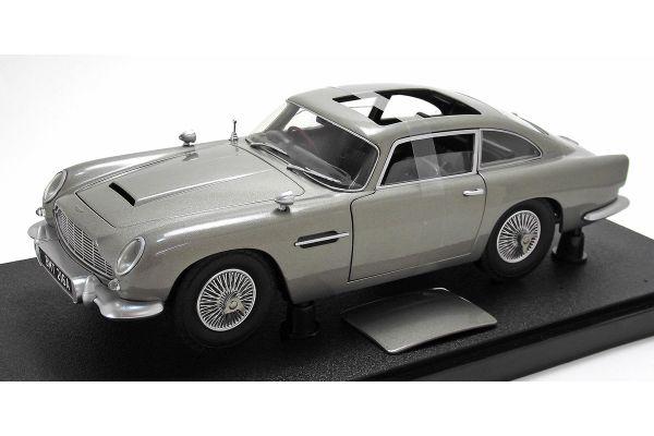 MATTEL (HOT WHEELS) 1/18scale Aston Martin DB5 Bondoka