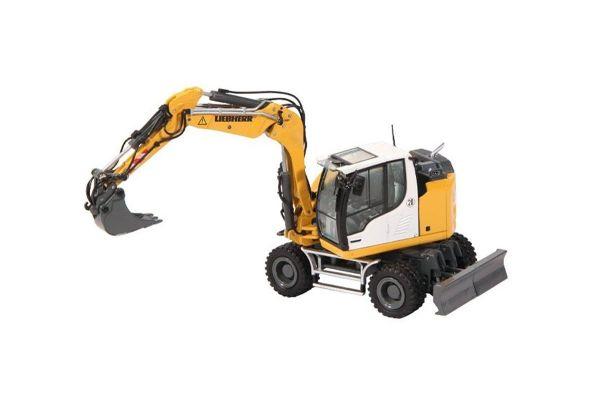 NZG 1/50scale LIEBHERR A910 compact Litronic hydraulic excavator  [No.NZG1000]