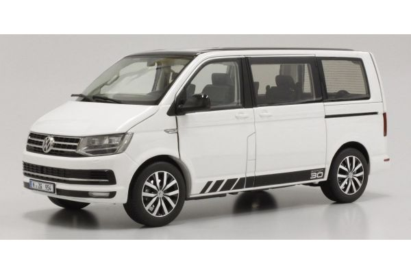 NZG 1/18scale VW T6 Multivan Edition30 White  [No.NZG9542-40]