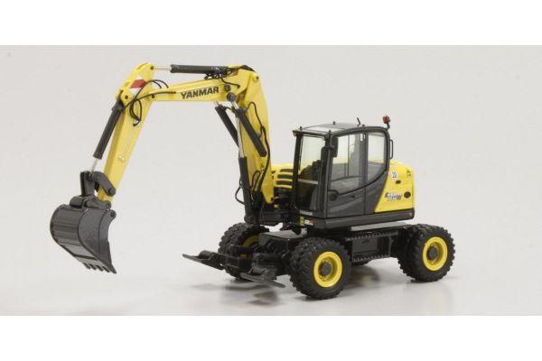 NZG 1/50scale Yanmar B110W mobile excavator  [No.NZG974]