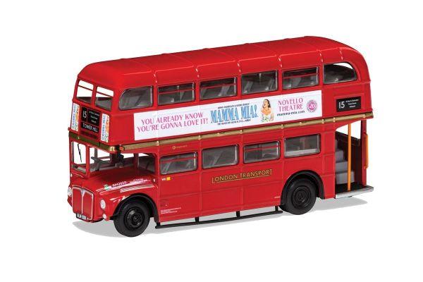 CORGI 1/76scale AEC Type Double-decker Bus RM ALM 50B Heritage Route 15 Trafalgar Square'Mamma Mia! '  [No.CGOM46316B]