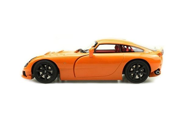 TOPMARQUES 1/18scale TVR SAGARIS 2005 Orange  [No.TOPLS008B]