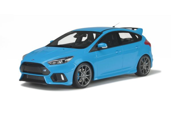 OttO mobile 1/18scale Ford Focus RS 2016  Light Blue   [No.OTM200]