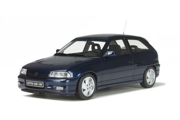OttO mobile 1/18scale Opel Astra 2.0 GSI 16V  Dark Blue Mica   [No.OTM203]