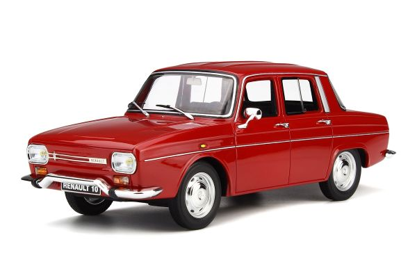 OttO mobile 1/18scale Renault 10 (Red)  [No.OTM231]