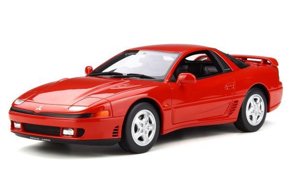 OttO mobile 1/18scale Mitsubishi GTO twin turbo (red) [No.OTM233]