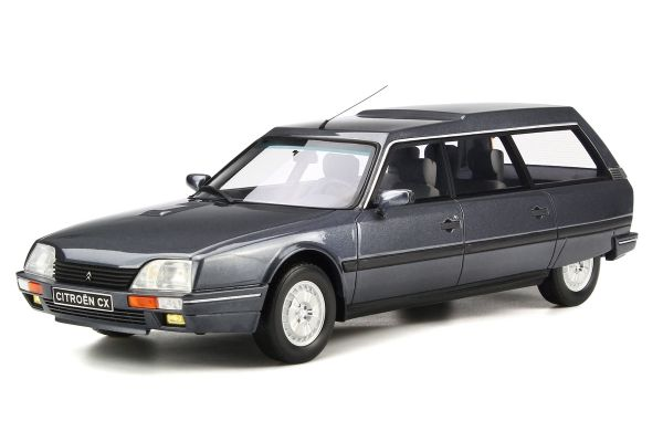 OttO mobile 1/18scale Citroen CX 25 TRD Turbo 2 Gray  [No.OTM247]