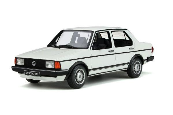 OttO mobile 1/18scale Volkswagen Jetta Mk1 GLI (White)  [No.OTM291]