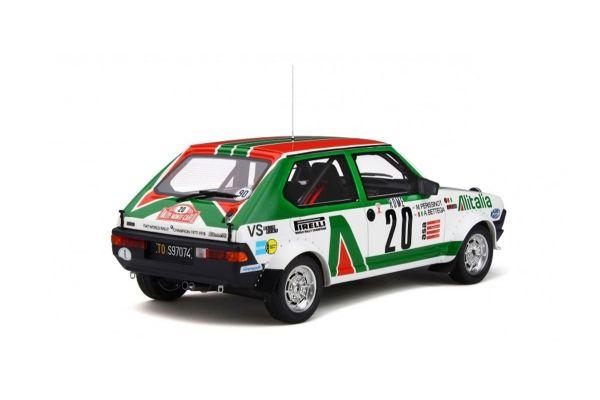1:18 Otto Fiat Ritmo Abarth Gr.2 Rallye Monte Carlo Otto Mobile OT294 NEW
