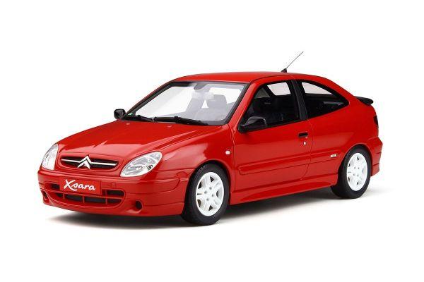 OttO mobile 1/18scale Citroën Xsara Sport Phase1 (Red)  [No.OTM305]