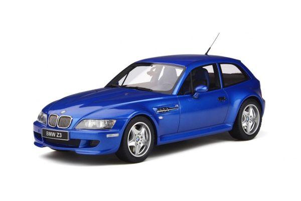 OttO mobile 1/18scale BMW Z3 M Coupe 3.2 (Blue)  [No.OTM318]