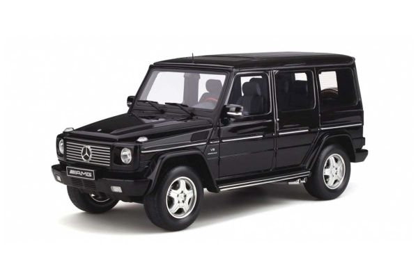 OttO mobile 1/18scale Mercedes Benz G-Class 55 AMG (Black)  [No.OTM320]