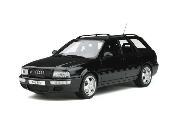 OttO mobile 1/18scale Audi RS2 (Black)  [No.OTM831]