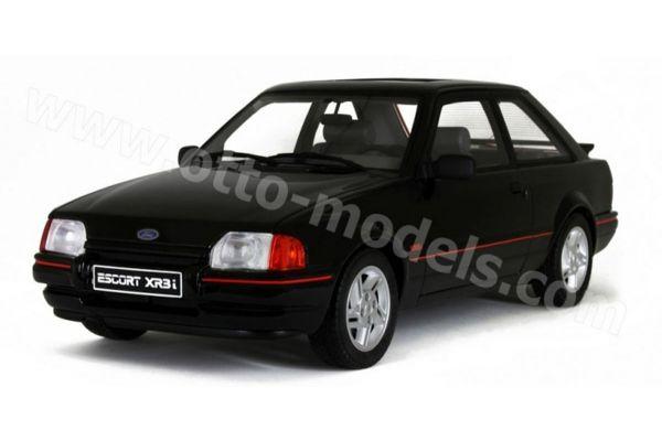 OttO mobile 1/18scale Ford Escort XR 3i (Black)  [No.OTM568]