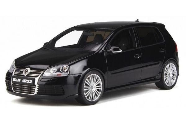 OttO mobile 1/18scale Volkswagen Golf R32 (Black)  [No.OTM581]