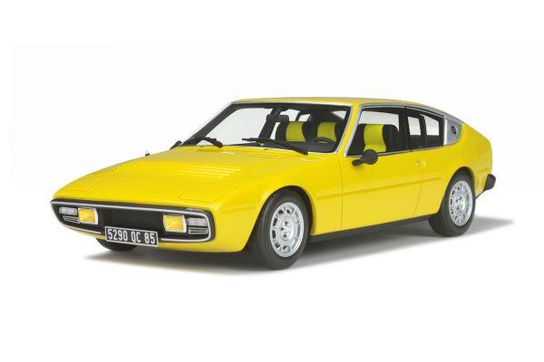 OttO mobile 1/18scale Matra Bagera Series 1 Sun Yellow [No.OTM630]