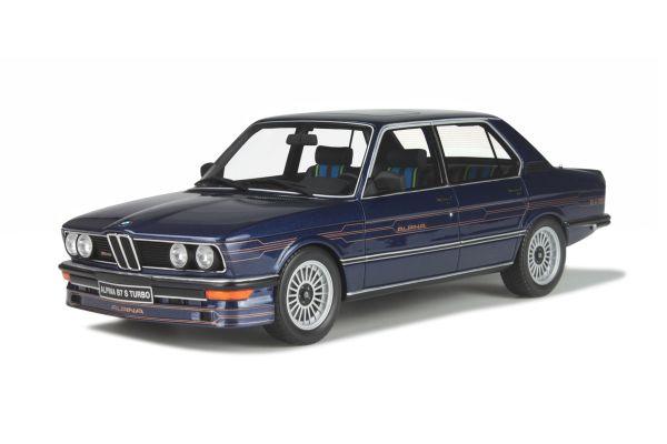 OttO mobile 1/18scale BMW Alpina B7 S Turbo (E12) Dark Blue [No.OTM640]