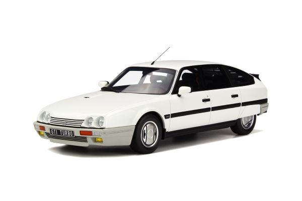 OttO mobile 1/18scale Citroen CX 2.5 GTI Turbo 2 White [No.OTM661]