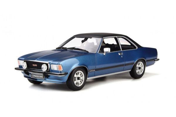 OttO mobile 1/18scale Opel Commodore  B GS/E (Blue)  [No.OTM668]