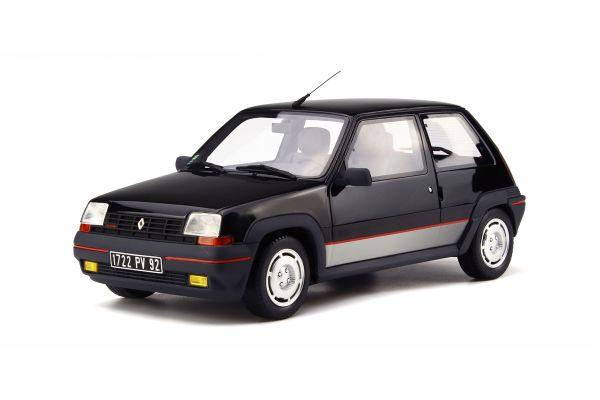 OttO mobile 1/18scale Renault Super 5 GT Turbo Phase 1 Black [No.OTM688]