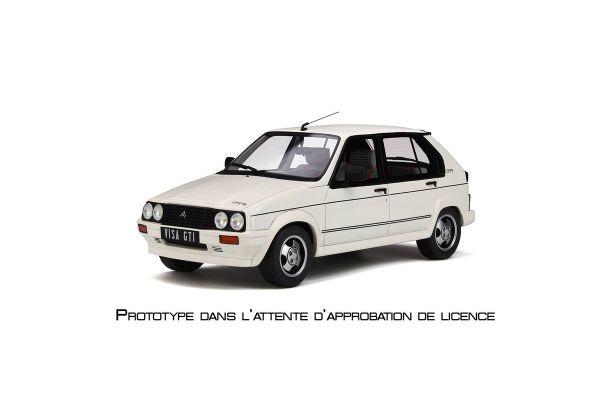 OttO mobile 1/18scale Citroën Visa Gti (White)  [No.OTM720]
