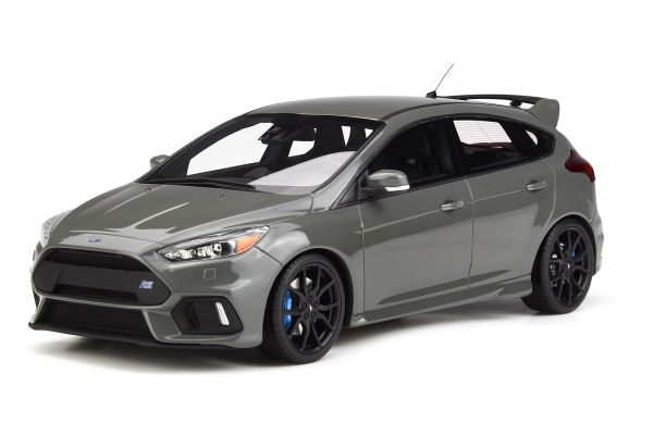 OttO mobile 1/18scale Ford Focus RS 2017 (Gray)  [No.OTM779]