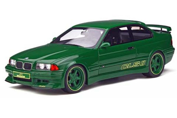 OttO mobile 1/18scale AC Schnitzer E36 CLS II (Green) World Limited 3,000  [No.OTM814]