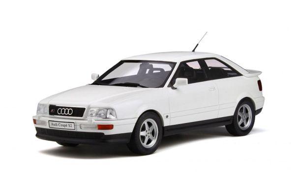 OttO mobile 1/18scale Audi S2 (White)  [No.OTM288]
