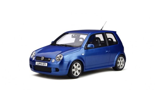 OttO mobile 1/18scale Volkswagen Lupo GTI (Blue)  [No.OTM315]