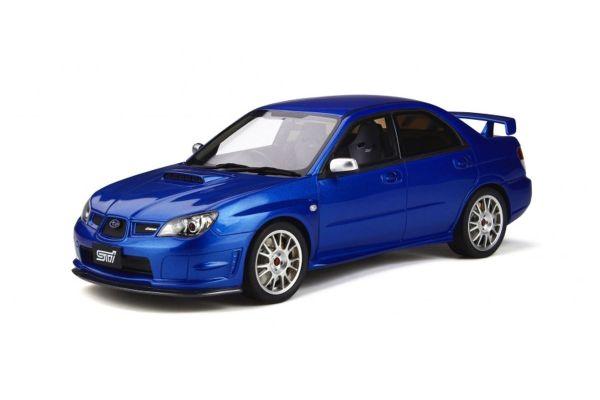 OttO mobile 1/18scale Subaru Impreza STI S204 (Blue)  [No.OTM322]