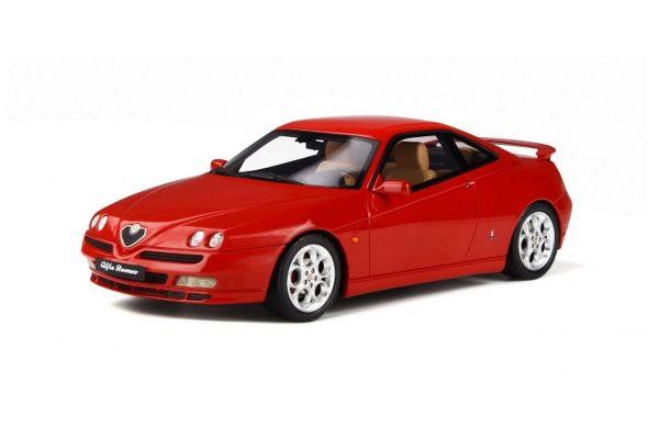 OttO mobile 1/18scale Alfa Romeo GTV V6 (Red)  [No.OTM335]