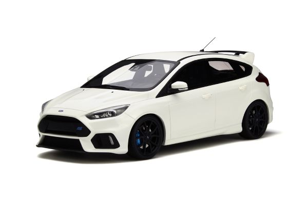 OttO mobile 1/18scale Ford Focus RS 2015 White [No.OTM730]
