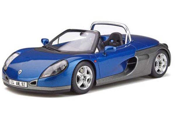 OttO mobile 1/18scale Renault Sport Spider (blue)  [No.OTM748]
