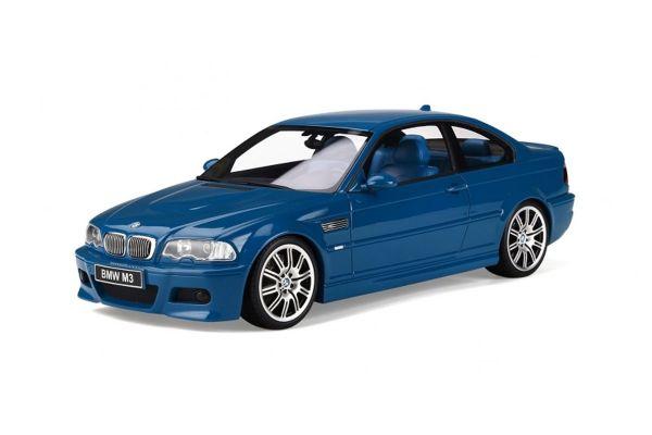 OttO mobile 1/18scale BMW E46 M3 (Blue)  [No.OTM790]