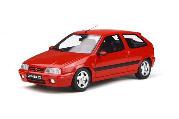OttO mobile 1/18scale Citroën ZX 16V (Red)  [No.OTM797]