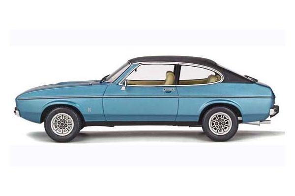 OttO mobile 1/18scale Ford Capri Mk2 (Blue) World Limited 999  [No.OTM810]