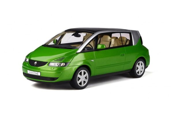 OttO mobile 1/18scale Renault Avantime (Green)  [No.OTM815]